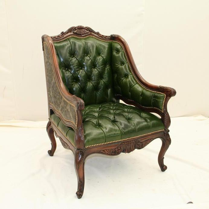 Merveilleux Sophisticated Rustic Chair