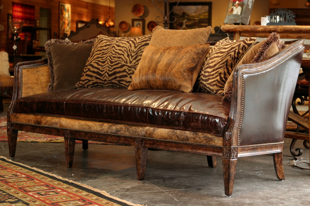 Prime Western Sofa Rustic Sofa Cowhide Sofa Comfortable Sofa Andrewgaddart Wooden Chair Designs For Living Room Andrewgaddartcom