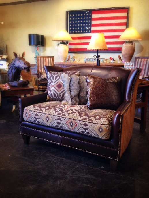 Rustic Settee Rustic Furniture Dallas Western Furniture Western Furniture Dallas Anteks