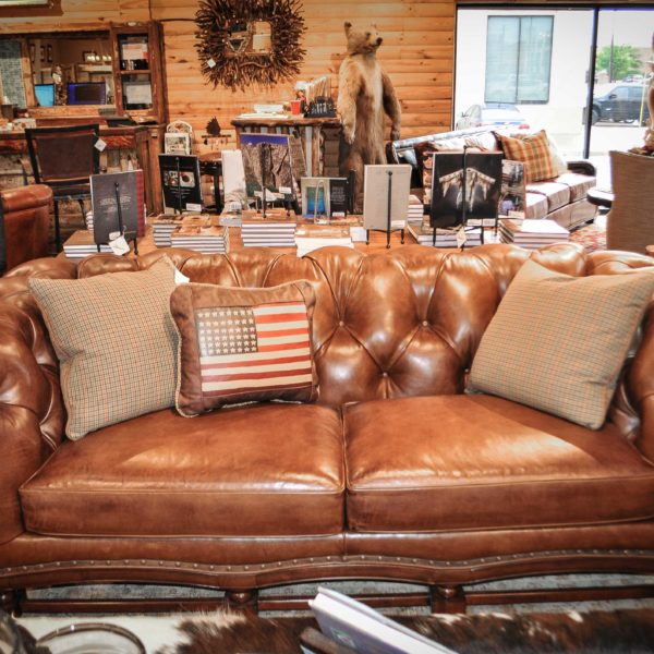 brown leather sofa : leather sectional dallas - Sectionals, Sofas & Couches