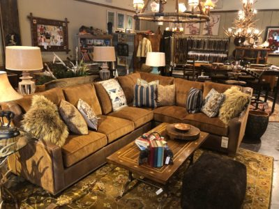 30% Off King Hickory Sectional