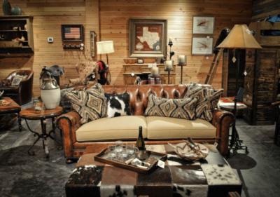 wonderful western living room furniture | Western Living Room - Anteks